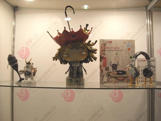 2009年台北國際玩具創作大展‧影像紀錄03