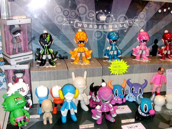 2008年台北國際玩具創作大展.影像紀錄04