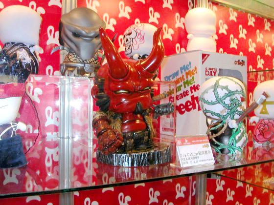 2008年台北國際玩具創作大展.影像紀錄18