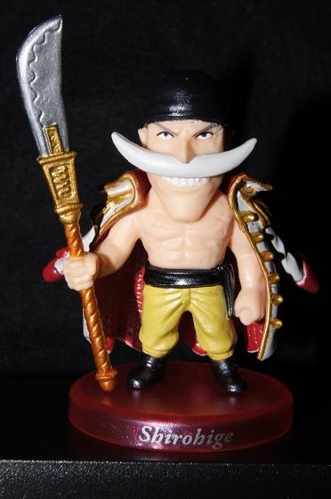《海賊王(航海王)ONE PIECE》 -「王下七武海絢爛」盒玩5