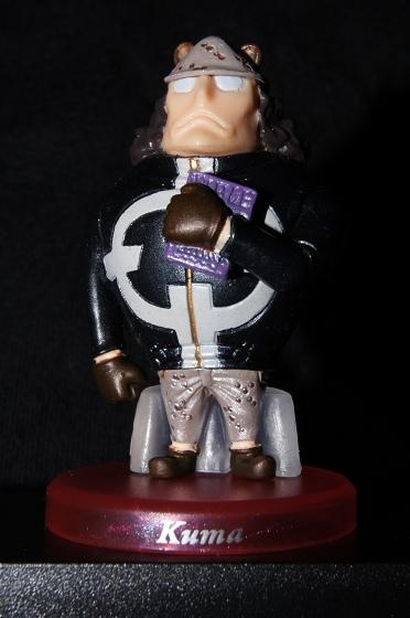 《海賊王(航海王)ONE PIECE》 -「王下七武海絢爛」盒玩8