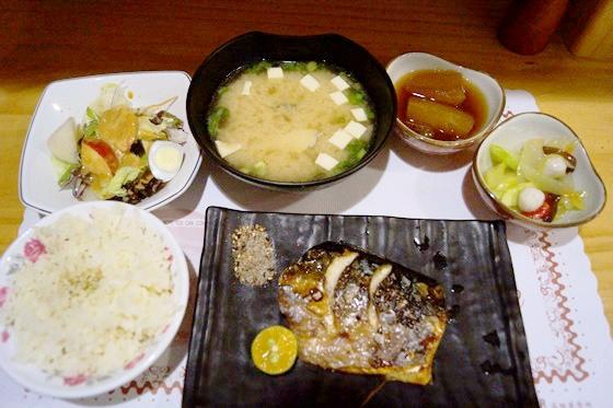 [台南-北區]漁人食堂-鯖魚定食01
