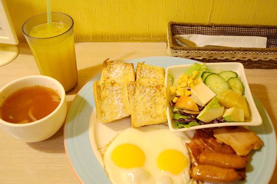 [台南-北區]艾麥全日早午餐-法式早餐02