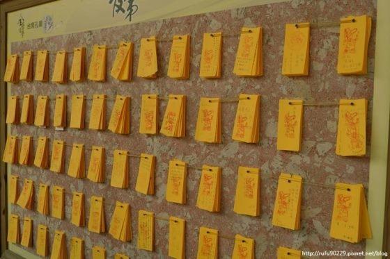學子們的祈求.台南孔廟
