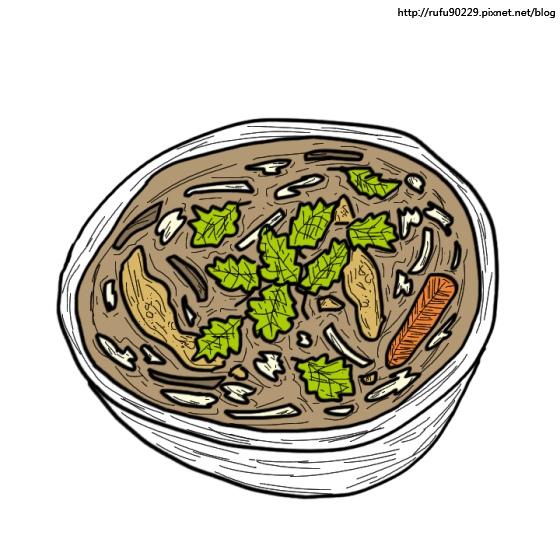 第五十七甜 阿世香菇肉羹