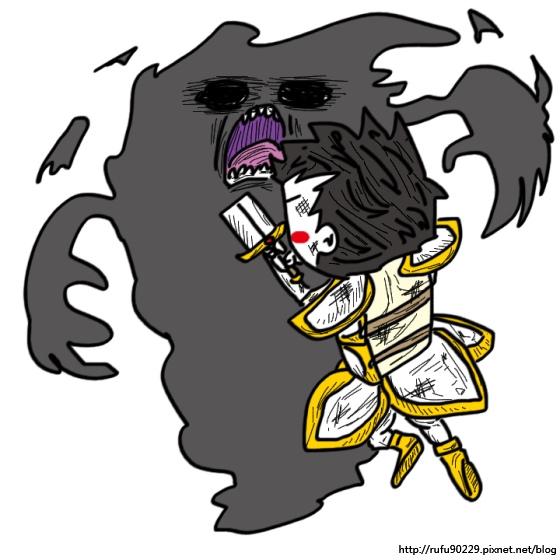 第七十二甜 奧比斯的「黑暗勇士」