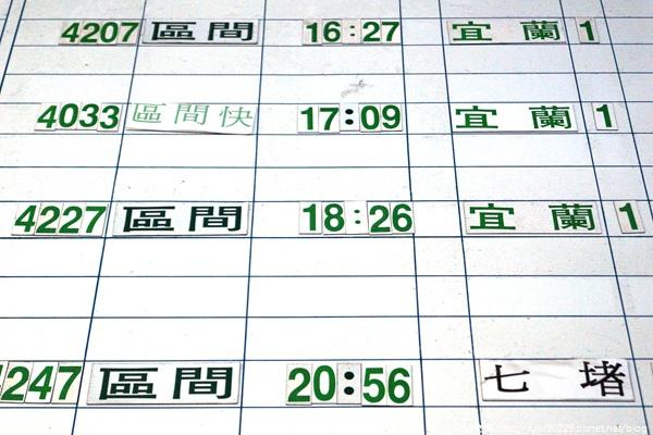 「環島相信愛.鐵道大富翁」DAY3074