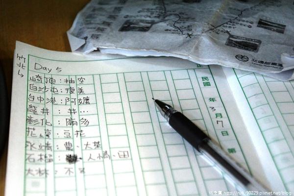 「環島相信愛.鐵道大富翁」DAY5139