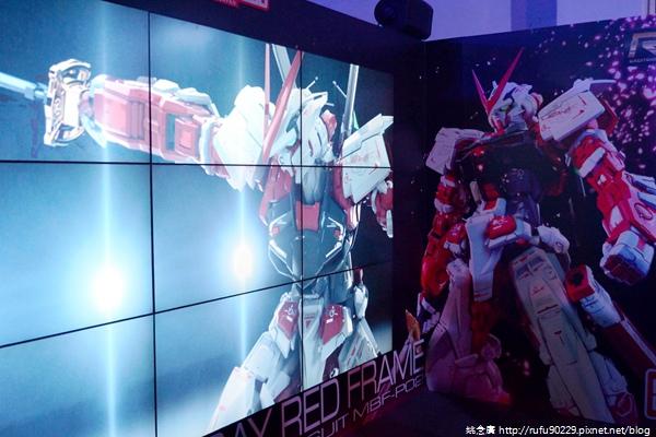 松山文創園區- 鋼彈模型博覽會201509