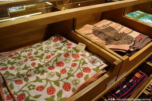 參觀!橡子共和國(吉卜力官方)台灣專賣店!13