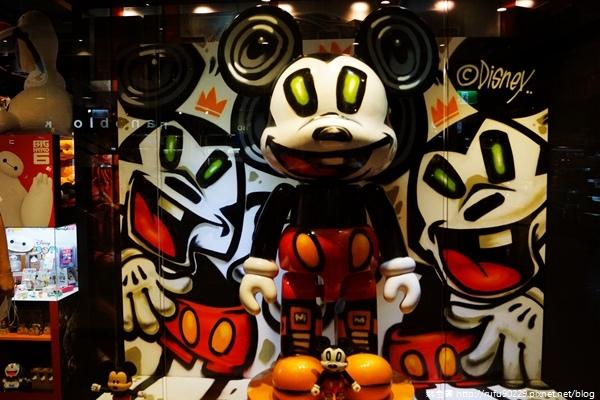 台北.三創園區「動漫基地」+《東京喰種》原畫情境主題展22