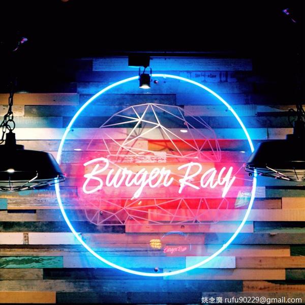 Burger Ray3