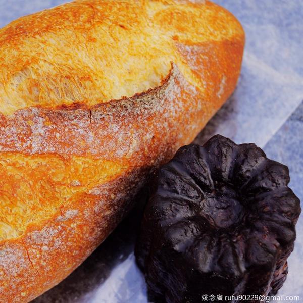 每次去歐式烘焙坊,大概基本購買班底不是有魔杖,就是有可露麗,或兩個都有。.JPG