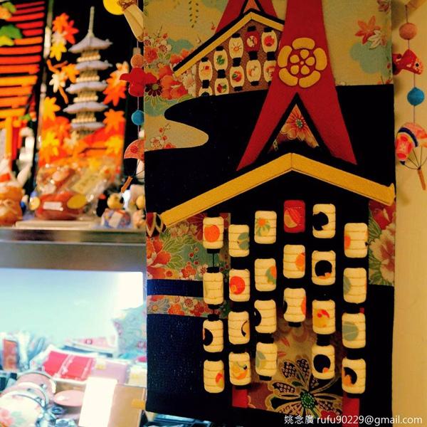 之前去日本展覽看到的,好精緻,由於當時是抱著逛逛的心態去看,所以荷包君沒有補很滿,不然就手滑了吧......