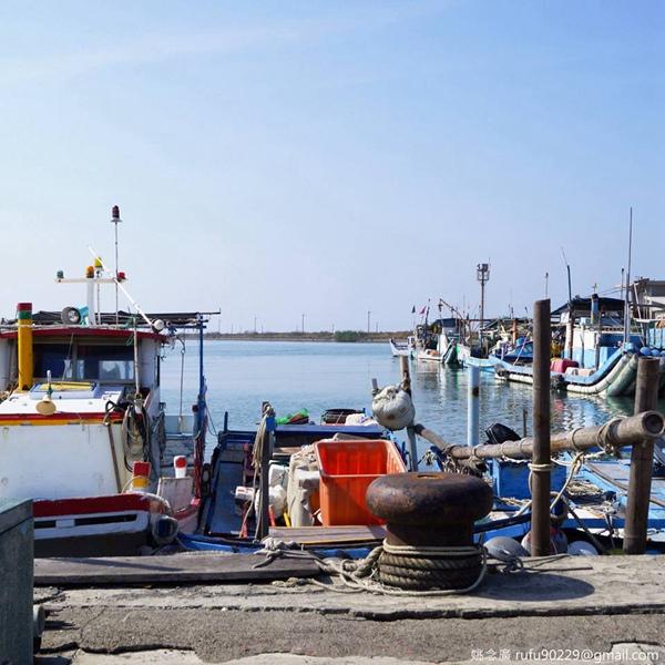 撫靜心情的純樸漁村。