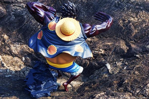 蒙其·D·魯夫:『四檔「肌肉氣球·彈簧人」』_9