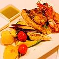 來自希臘的地中海風格聖誕大餐,美味、健康、無罪惡感!吃得好開心啊!ლ(´∀`ლ)