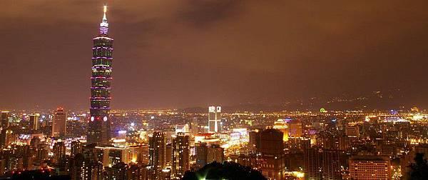 06登象山 看東區夜景
