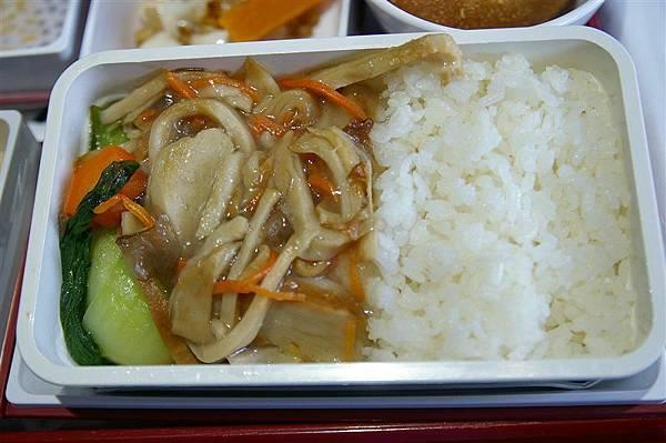 IMGP7653_China Airlines飛機餐