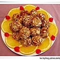 杏香豆腐球