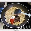 茄子肉醬做法5