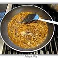 茄子肉醬做法9