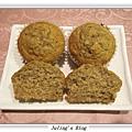 燕麥香蕉小蛋糕1.JPG