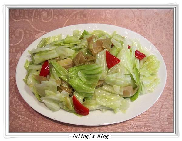 酸菜炒高麗菜.JPG
