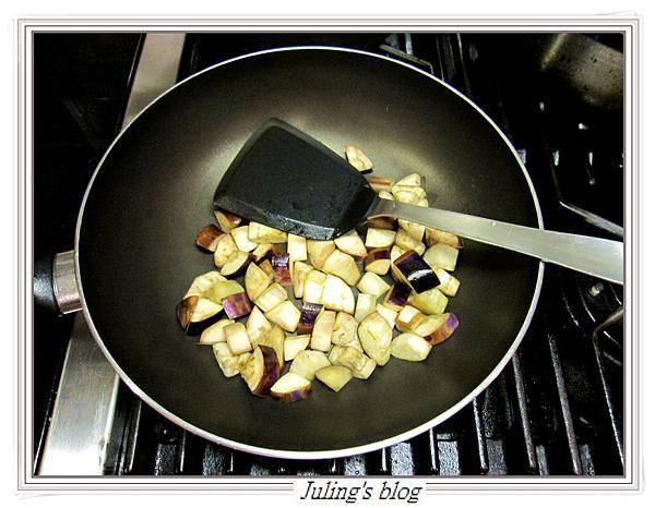 馬鈴薯燜茄子做法5