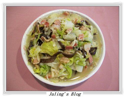 奶油馬鈴薯燴白菜