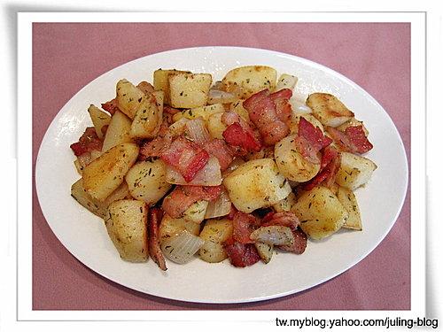 義式香料炒洋芋