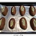 奶油巧克力麵包做法8.JPG