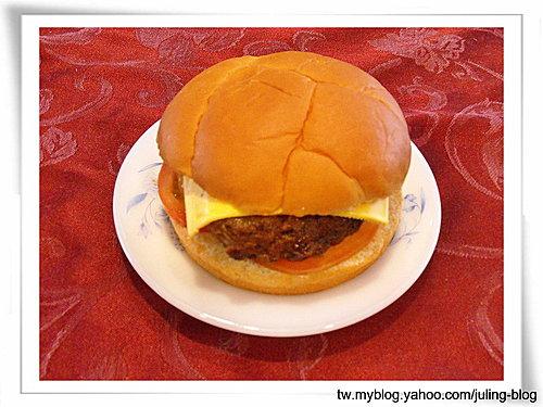 漢堡肉兩吃