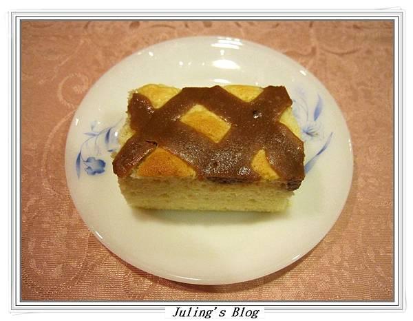 榛果醬乳酪海綿蛋糕