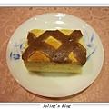 榛果醬乳酪海綿蛋糕1