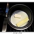 榛果醬乳酪海綿蛋糕做法1