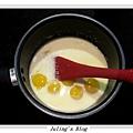 榛果醬乳酪海綿蛋糕做法3