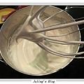 榛果醬乳酪海綿蛋糕做法5