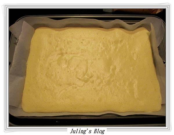 榛果醬乳酪海綿蛋糕做法11