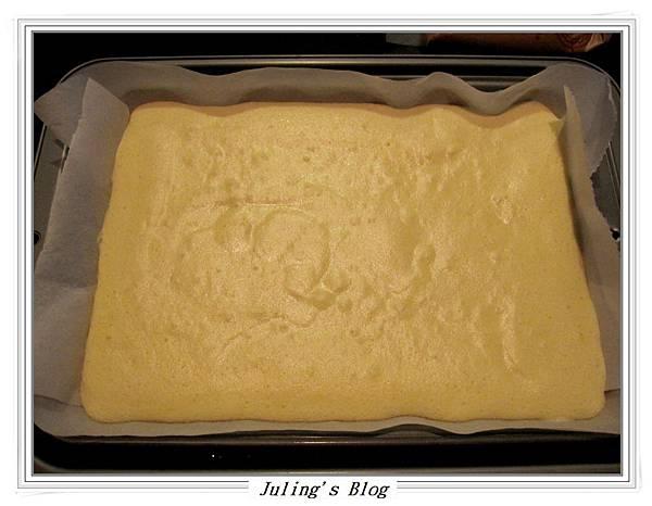 榛果醬乳酪海綿蛋糕做法12