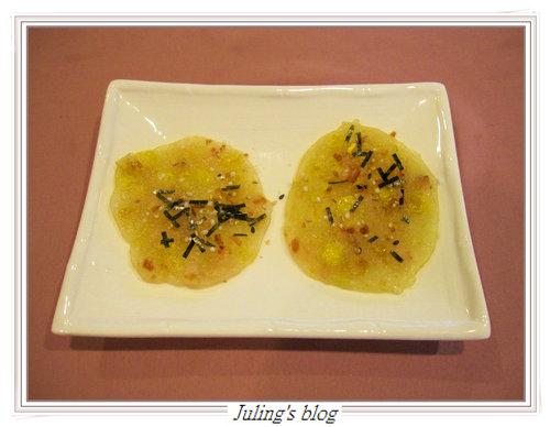 玉米麻糬煎餅
