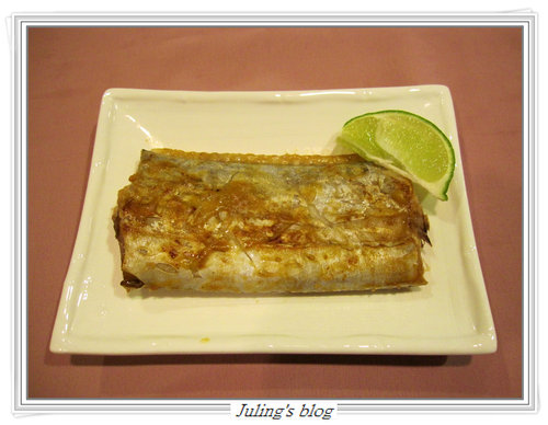 烤味噌白帶魚