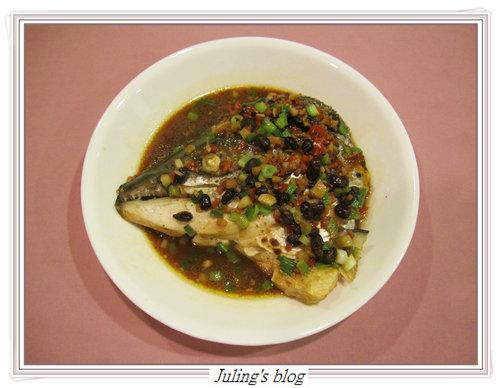 豉椒鮭魚頭