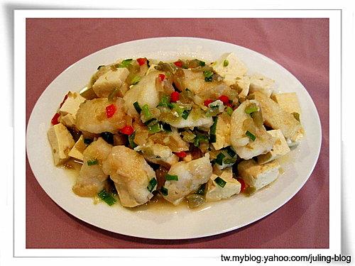 酸菜鮮魚豆腐