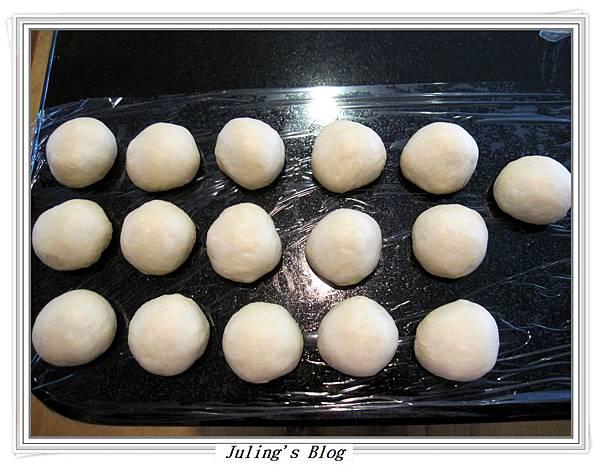 乳酪克寧姆麵包做法12