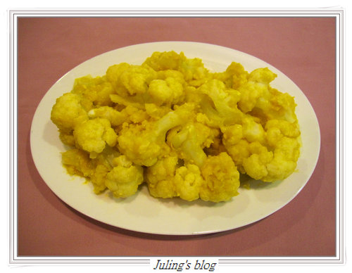 黃金花椰菜