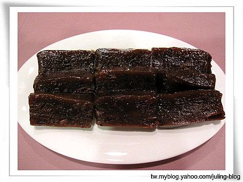 黑糖八寶年糕