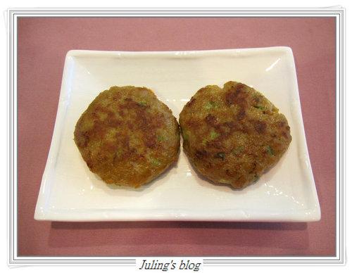 蓮藕肉丸子&蓮藕肉餅