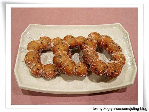 豆腐波提QQ甜甜圈