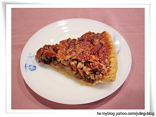 巧克力胡桃派(Chocolate Pecan Pie)
